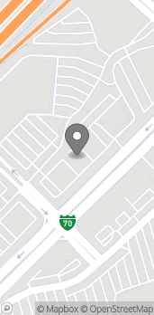 Mapa de 14195 W. Colfax Avenue en Lakewood