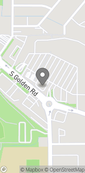 Mapa de 17207 South Golden Road en Golden