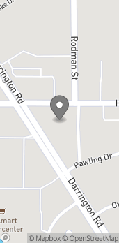 Mapa de 13998 Horizon Blvd en Horizon City