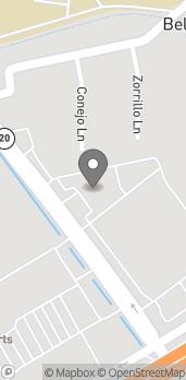 Mapa de 9417 Alameda Ave en El Paso
