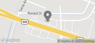 Map of 404 Highway 550 in Bernalillo
