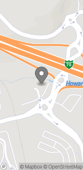 Map of 439 Edwards Access Road in Edwards