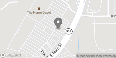 Map of 3554 East Main St in Farmington