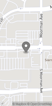 Map of 2290 E Fry Blvd in Sierra Vista