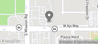 Map of 1704 W. Ajo Way in Tucson