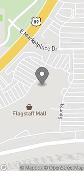 Mapa de 4650 N US Hwy 89 en Flagstaff