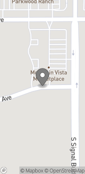 Map of 1226 S Signal Butte Rd in Mesa
