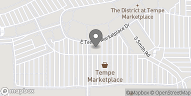 Map of 2020 E Rio Salado Pkwy in Tempe