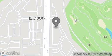 Mapa de 17025 N Scottsdale Rd en Scottsdale