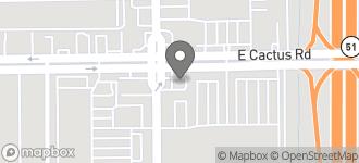 Map of 12045 N. 32nd Street in Phoenix