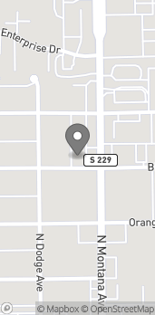 Map of 2700 North Montana Ave in Helena