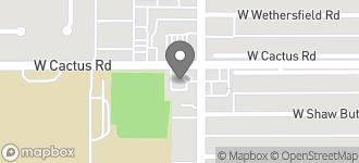 Map of 12040 N. 35Th Avenue in Phoenix