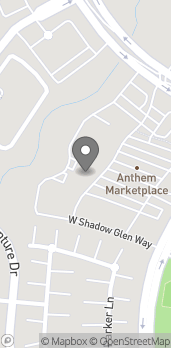 Map of 3655 W Anthem Way in Anthem