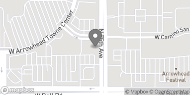 Map of 7530 W Bell Rd in Glendale