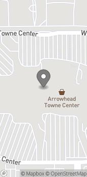 Mapa de 7700 W Arrowhead Towne Center en Glendale