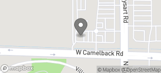 Map of 13144 W. Camelback Road in Litchfield Park