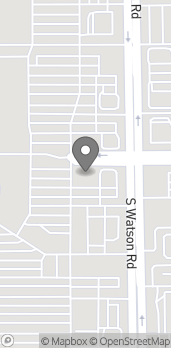 Mapa de 818 South Watson Rd en Buckeye