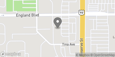 Map of 3075 N Reserve St in Missoula
