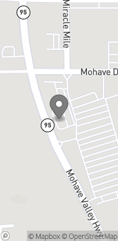 Mapa de 2840 Highway 95 en Bullhead City