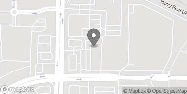 Mapa de 126 N. Stephanie Street en Henderson