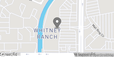 Map of 609 N Stephanie Street in Henderson