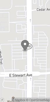 Mapa de 325 N. Nellis Blvd en Las Vegas
