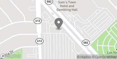 Mapa de 5060 Boulder Hwy en Las Vegas