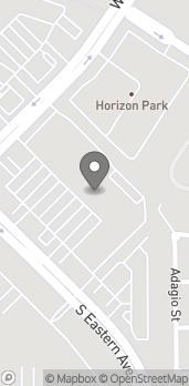 Mapa de 10624 S Eastern Ave en Henderson