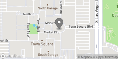 Mapa de 6659 S Las Vegas Blvd en Las Vegas
