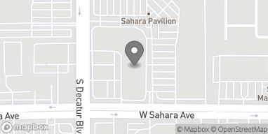 Map of 4750 W Sahara in Las Vegas