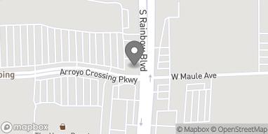 Mapa de 6920 Arroyo Crossing Pkwy en Las Vegas