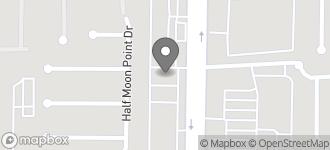 Map of 7925 S. Rainbow Boulevard in Las Vegas