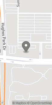 Mapa de 11035 Lavender Hill Rd en Las Vegas