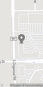 Map of 500 E Danenberg Dr in El Centro