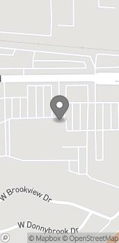 Mapa de 8279 W Franklin Rd en Boise