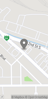 Mapa de 176 Caldwell Blvd en Nampa