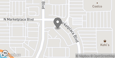 Map of 16597 North Marketplace Blvd in Nampa