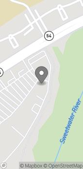 Map of 2883 Jamacha Road in El Cajon