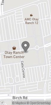 Mapa de 2015 Birch Rd en Chula Vista
