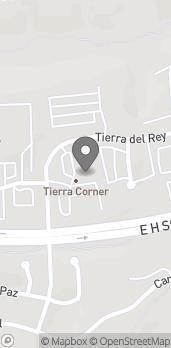 Map of 1020 Tierra Del Rey in Chula Vista