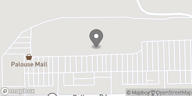 Map of 2000 W Pullman Rd in Moscow