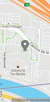 Mapa de 4509 Camino De La Plaza en San Diego