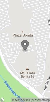 Map of 3030 Plaza Bonita Rd in National City