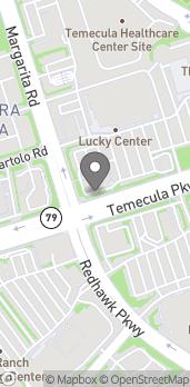 Map of 31938 Temecula Pwy in Temecula