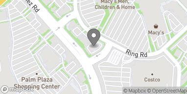 Mapa de 26580 Ynez Rd en Temecula
