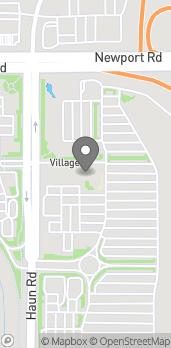 Mapa de 30134 Haun Rd en Menifee