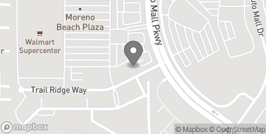 Map of 12831 Moreno Beach Dr in Moreno Valley