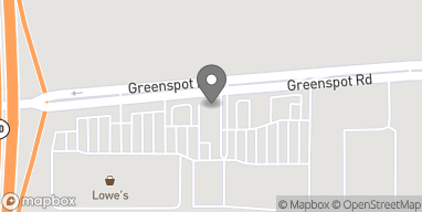 Map of 27949 Greenspot Rd in Highland