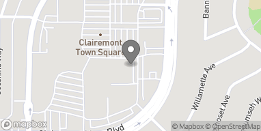 Mapa de 3998A Clairemont Mesa Blvd en San Diego