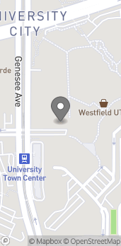 Map of 4311 La Jolla Village Dr in San Diego